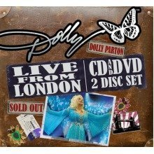 Dolly Parton - Live  from  London [CD]