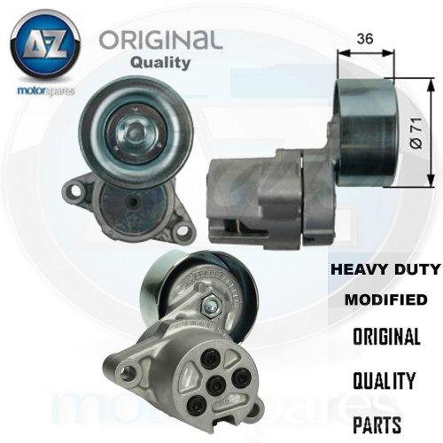 For Mazda 3 5 6 MPV 2 0 Diesel Alternator Drive fan belt tensioner pulley  new