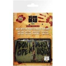 The Walking Dead Dead Inside Travel Pass Card Holder
