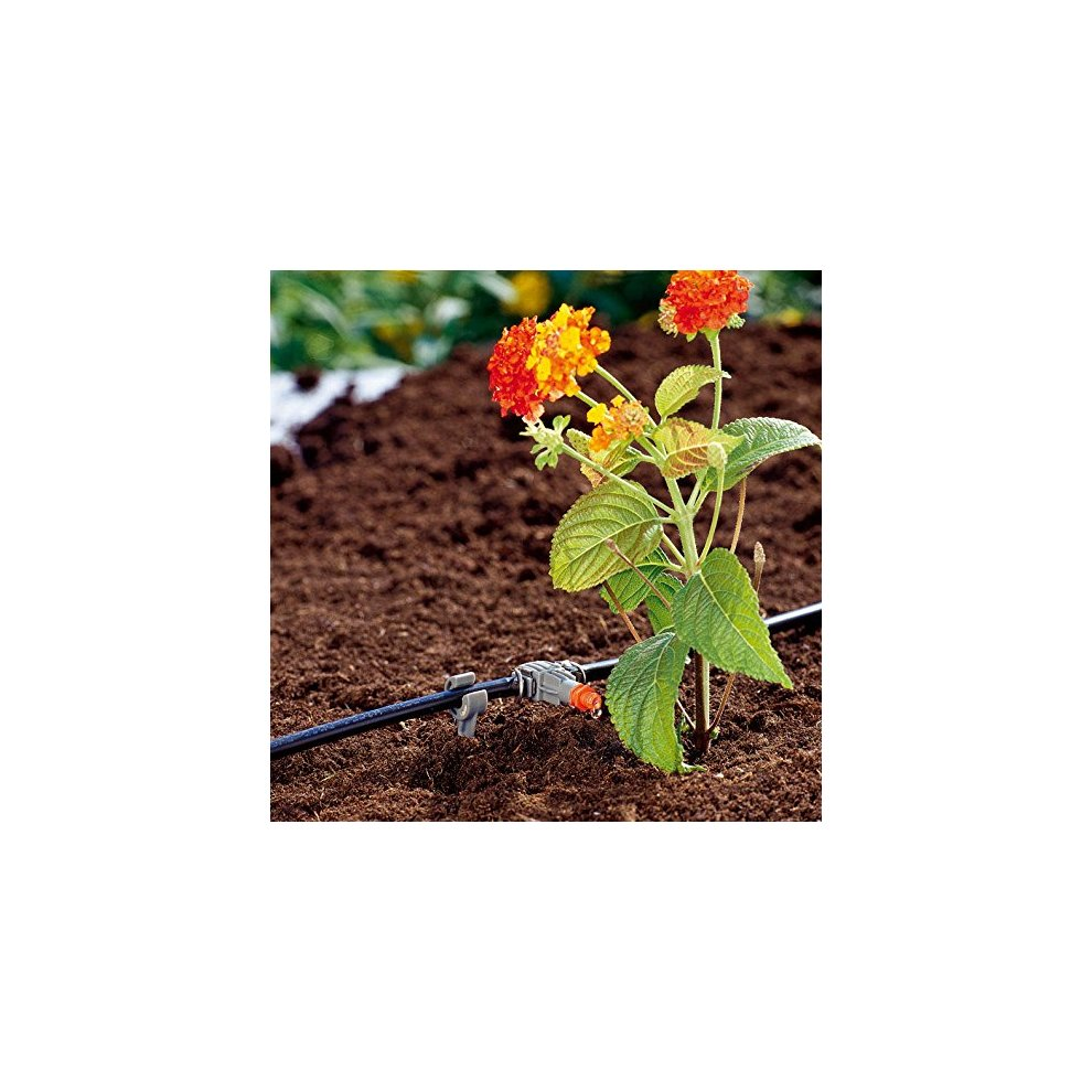 Gardena Micro Drip System Inline Head Irrigation For Flower Bo And Plant