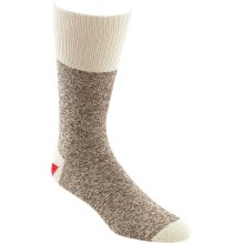 Fox River Red Heel Monkey Socks 2 Pairs-Size 8-9 Brown Heather