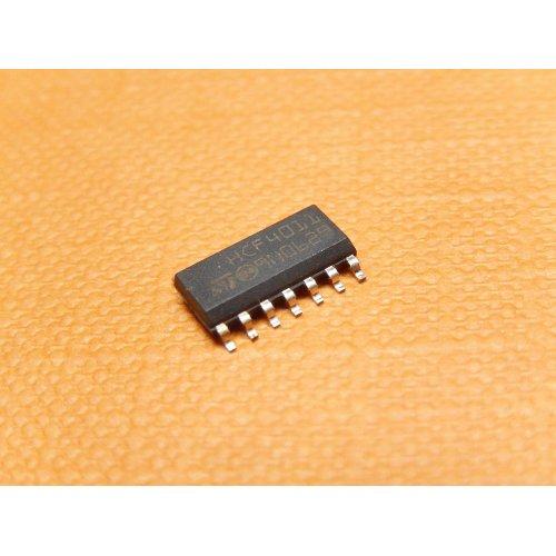 HCF4011BM1  4000 series CMOS STMicroelectronics