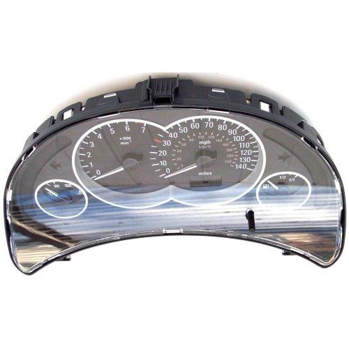 Vauxhall Opel Corsa C Genuine New Instrument Cluster Dash Clocks GM R1610174