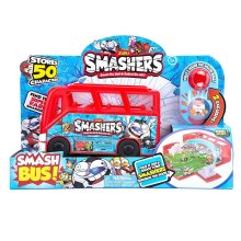 Zuru Smashers Smash Team Bus - Football | Smashers Series 1 Football Bus