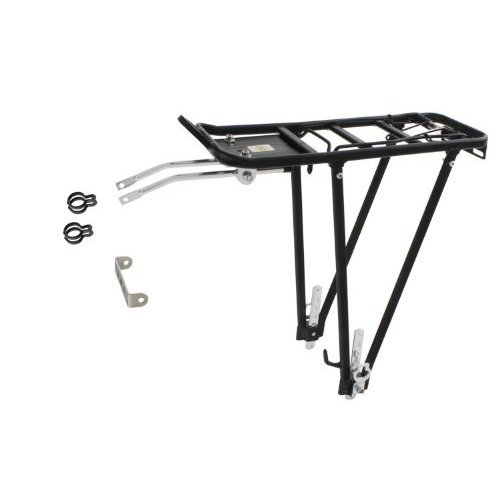 """M Wave Sonstige Screw On ll A Aluminium Carrier suitable for 24""""/26""""/28"""""""