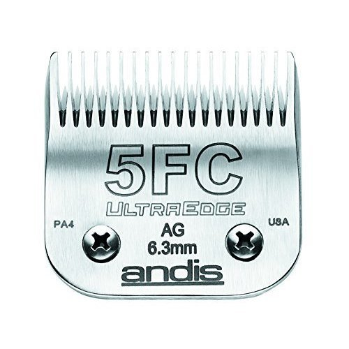 Andis Ultraedge Size 5fc Dog Grooming Clipper Blade -  andis ultraedge size 5fc clipper grooming dog