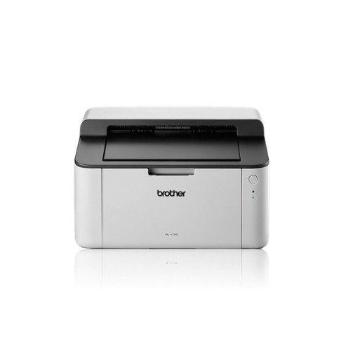 Brother Hl-1110e 2400 X 600dpi A4 Black,white Laser/led Printer