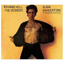 Richard Hell and The Voidoids - Blank Generation (40th Anniversary Deluxe Edition) [CD]