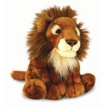 Keel African Lion Soft Toy 30cm