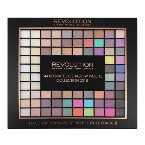 Makeup Revolution Ultimate 144 Eyeshadow Palette 2018