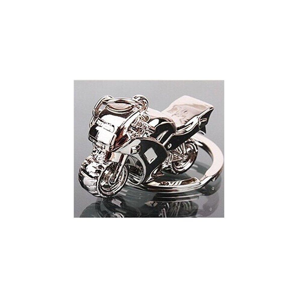 ... RK Gifts 3D Metal MotorBike Motorcycle Superbike Scooter Keyring Gift UK Seller (1) -
