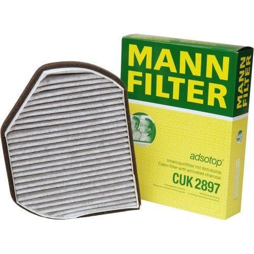 Mann Filter CUK2897 Cabin Air Filter