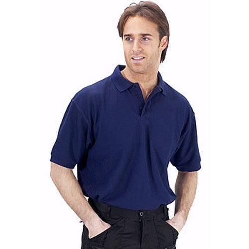 Click CLPKSN4XL Polo Shirt Navy Blue 4XL