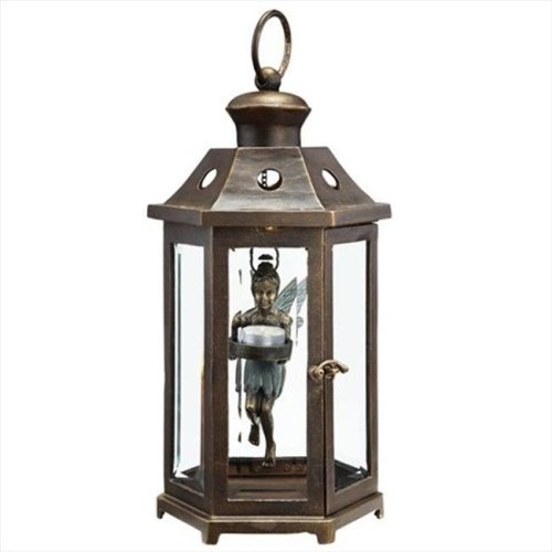 SPI Home 33613 Hanging Fairy Lantern