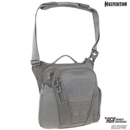 Maxpedition VLDGRY Veldspar Bag, Gray