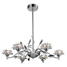 Ruislip 6 Arm Pendant LED Ceiling Light