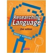 Researching Language: English Project Work at A-level and Beyond