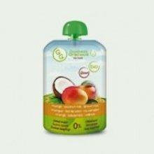 Goodness Gracious - Mango Coconut Milk & Brown Rice Puree