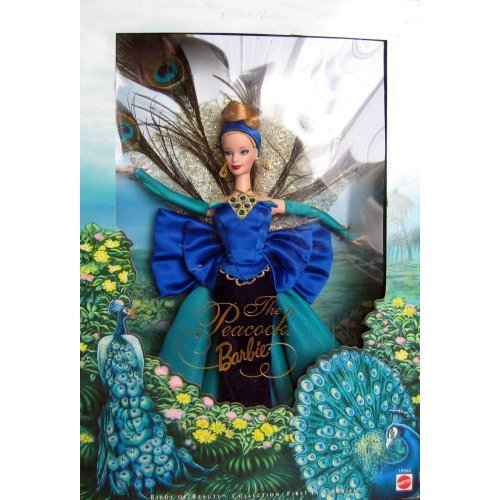 5ebfa30c1 Barbie The Peacock Collector Edition on OnBuy