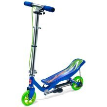 Space Scooter Junior Blue SPAC189050