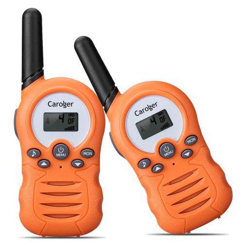 8CH Intercome Walkie Talkies 2 Way Radios 3KM Range Kid License-Free
