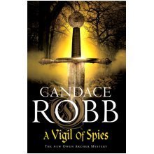A Vigil of Spies (Owen Archer Mysteries 10) (Paperback)