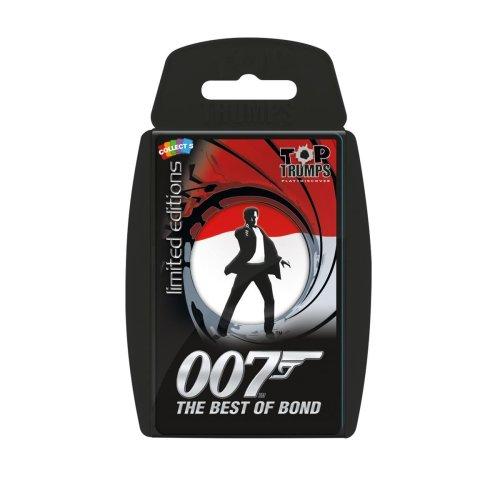 James Bond 007 Top Trumps Classics