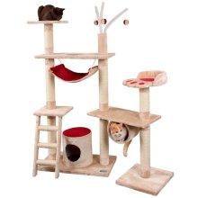 Kerbl Cat Tree Creativ 150 cm Red 81506
