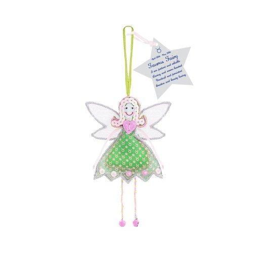 Believe You Can Fair Trade Fairies - Taurus Fairy