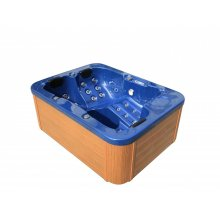 Blue Hot Tub - Whirlpool Spa Bath - Outdoor - LAGOON