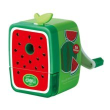 Lovely Office & School Supplies Hand Rotating Pencil Sharpener - Watermelon