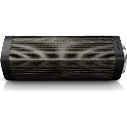 Philips Wireless Portable Shoqbox Speaker Black
