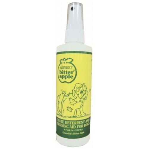 Grannick S Bitter Apple - Bitter Apple Spray- Apple 8 Ounces - 118AT