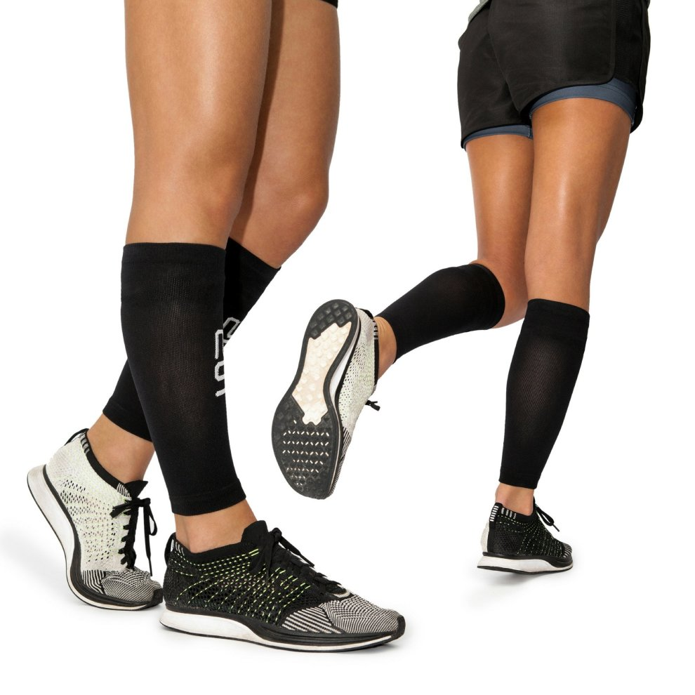 94fa406bd8 Calf Leg Compression Sleeves by Modetro Sports -Shin Splints, Circulation &  Leg Cramp Compression Support Sleeve - Running, Jogging, Cycling,... on  OnBuy