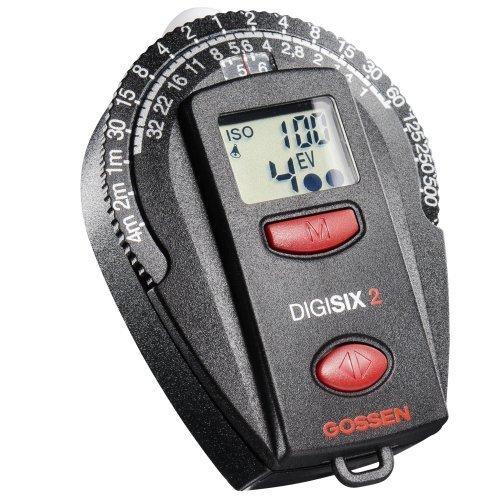 Gossen GO 4006 2 Digisix ght Meter 2 Black