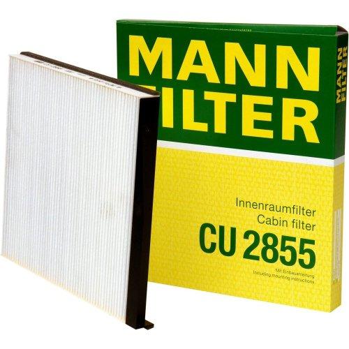 Mann Filter CU2855 Cabin Air Filter