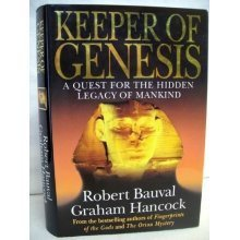 Keeper of Genesis: A Quest for the Hidden Legacy of Mankind