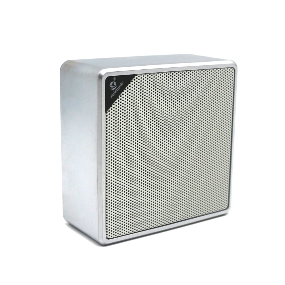 SingDeRing Portable Bluetooth Stereo Speaker, Low Harmonic Distortion  Surround Sound Wireless Speakers, Enhanced Bass and Built-in Microphone  Mini