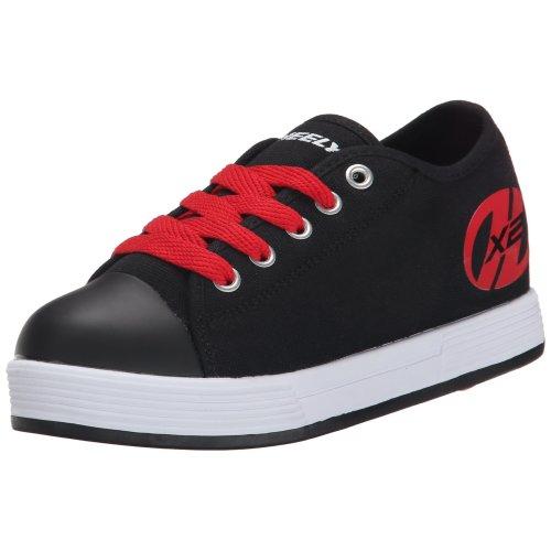 Heelys Fresh 770494, Boys' Trainer, multi (Black/Red), 13 Child UK (32 EU)