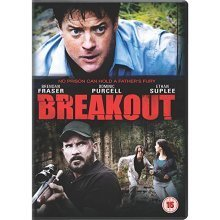 Brekout - No Prison Can Hold A Father's Fury - Region 2 - Cert 15