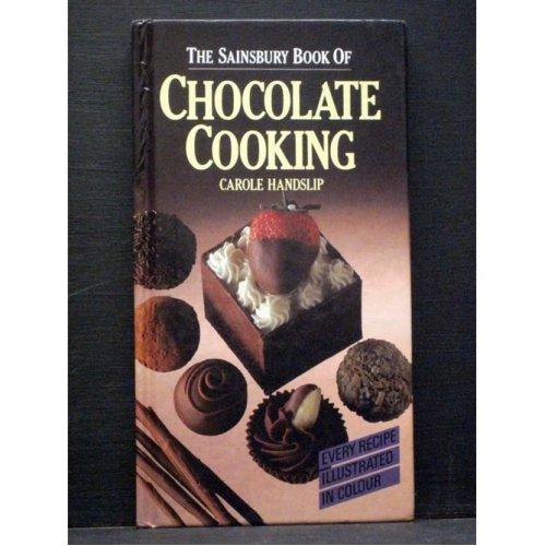 Sainsbury Book Of Chocolate Cooking