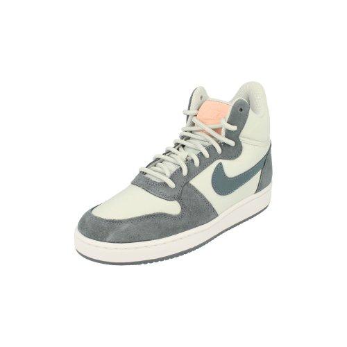 3d9c1b6da2e0 Nike Womens Court Borough Mid Prem Trainers 844907 Sneakers Shoes on ...