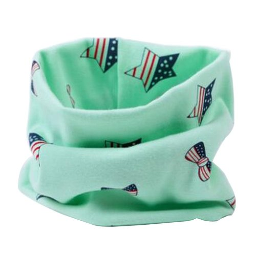 Baby's Scarf Cute Toddler Scarf  for Baby Unisex Suitable for 0-3 Years [K]