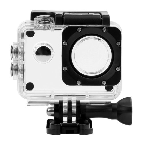 SHOOT Transparent Waterproof Case Diving Underwater 30m Housing Cover for SJ4000 SJ4000 WIFI SJ4000 Plus Action Camera