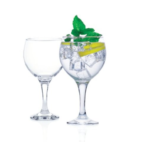 2pc Large Balloon Glasses | Gin Glass Set