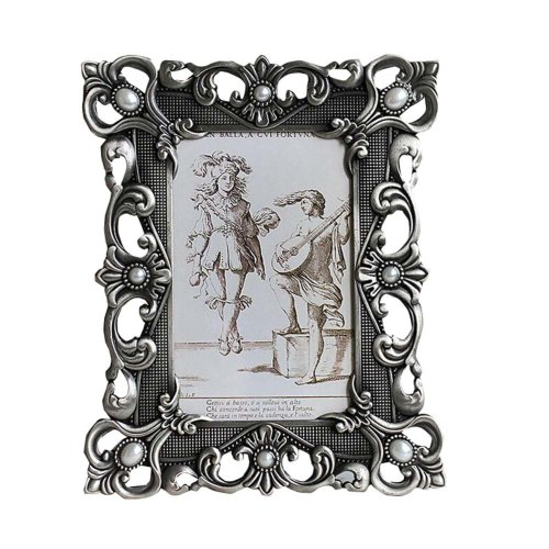 6'' Home Office Desk Rest Photo Picture Frame Classic Frame