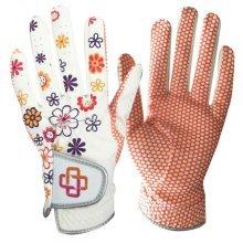 1 Pair Of Female Golf Gloves Non-slip Resistant Dirt Gloves-g