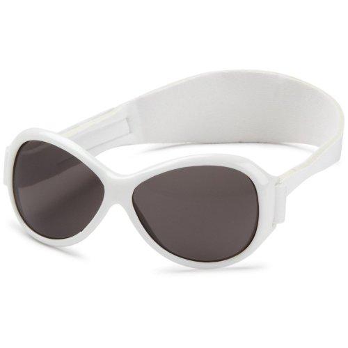 Baby Banz 0-2 Uv Sunglasses €? Retro, White