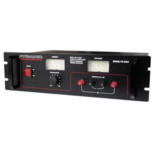 Pyramid PS52KX 46 Amp Power Supply