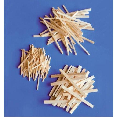 Pbx2470273 - Playbox - Wooden Sticks - 86 X 6 X 3 Mm - 450 Pcs